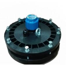 Оголовок скважинный Aquaprofi 90-100/25 (пластик) наружный